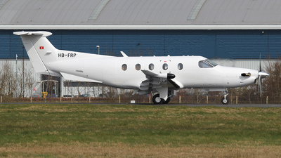 A picture of HBFRP - Pilatus PC12 -  - © Ian Howat