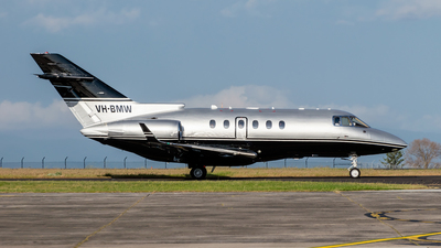 VH-BMW - Hawker Beechcraft 850XP - Private