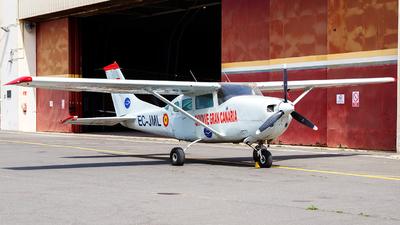 EC-JML - Cessna U206G Stationair - Skydive Gran Canaria