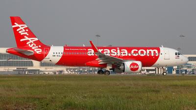 9M-RAJ - Airbus A320-251N - AirAsia