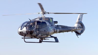 PR-BOP - Eurocopter EC 130B4 - Brazil - Government of Parana