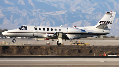 N822QS - Cessna 560 Citation Encore - NetJets Aviation