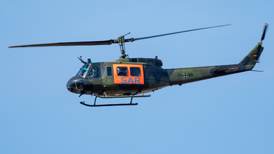 70-89 - Bell UH-1D Iroquois - Germany - Army