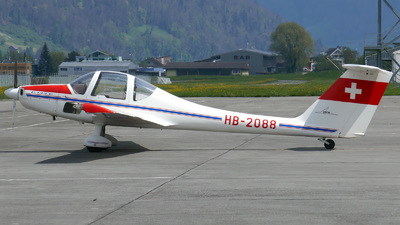 HB-2088 - Grob G109B - Private
