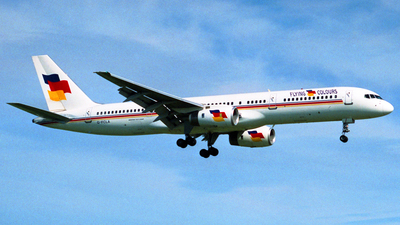 G-FCLA - Boeing 757-28A - Flying Colours Airlines