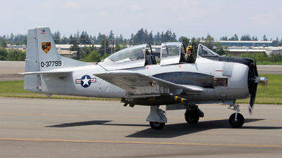 N28YF - North American T-28D Trojan - Private
