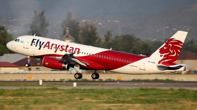 P4-KBA - Airbus A320-232 - Fly Arystan