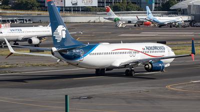 XA-ADT - Boeing 737-852 - Aeroméxico