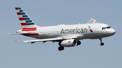 A picture of N840AW - Airbus A319132 - American Airlines - © Andrew Mauro
