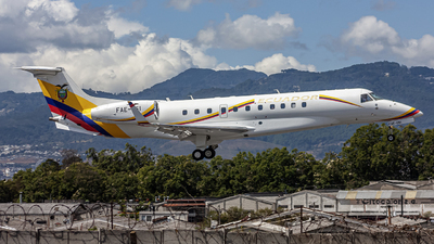 FAE-051 - Embraer ERJ-135BJ Legacy 600 - Ecuador - Air Force