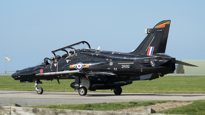 ZK012 - British Aerospace Hawk T.2 - United Kingdom - Royal Air Force (RAF)