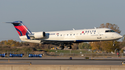 N439SW - Bombardier CRJ-200ER - Delta Connection (SkyWest Airlines)