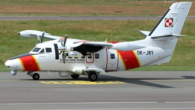 OK-JRY - Let L-410UVP-E20 Turbolet - Poland - Border Guard