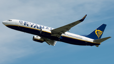 9H-QEK - Boeing 737-8AS - Ryanair (Malta Air)