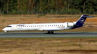 D-ACNW - Bombardier CRJ-900LR - Lufthansa CityLine