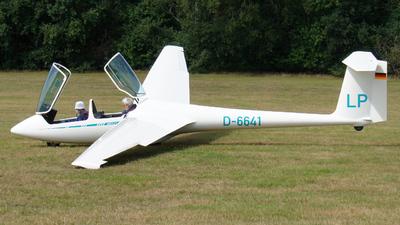 D-6641 - Schleicher ASK-21 - Luftsportverein Delmenhorst