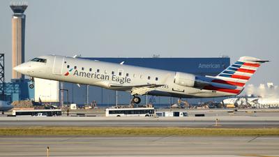 N877AS - Bombardier CRJ-200ER - American Eagle (SkyWest Airlines)