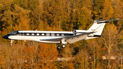 N211HS - Gulfstream G650 - Private