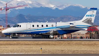 A picture of N44CD - Cessna 560XL Citation Excel - [5605624] - © HA-KLS