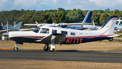 A picture of N77YY - Piper PA32R301T - [3257120] - © Maxence GRAF - Aeronantes Spotters