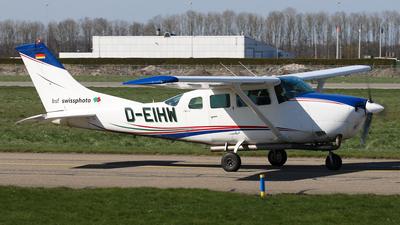 D-EIHW - Cessna TU206G Turbo Stationair - BSF Swissphoto