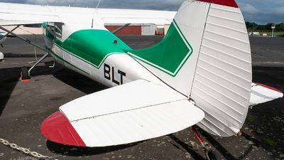 ZK-BLT - Cessna 170B - Private