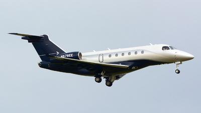 N676EE - Embraer EMB-550 Legacy 500 - Embraer Executive Aircraft