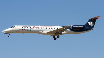 XA-ILI - Embraer ERJ-145LU - Aeroméxico Connect