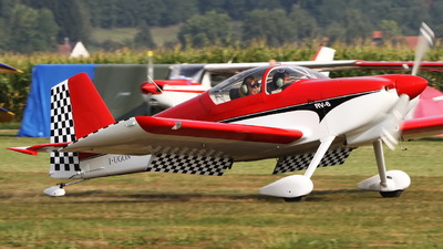 I-UGON - Vans RV-6 - Private