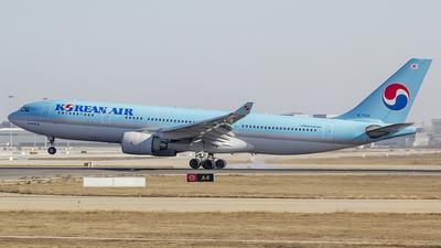 HL7552 - Airbus A330-223 - Korean Air