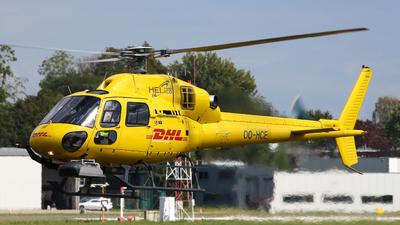 OO-HCE - Aérospatiale AS 355N Ecureuil 2 - Héli and Co