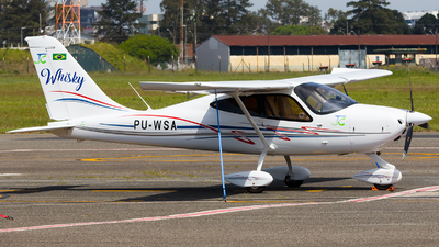 PU-WSA - Tecnam P2008JC - Private