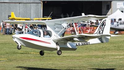 LV-SX001 - EDRA Aeronautica Super Pétrel LS - Private