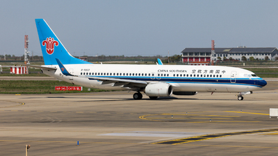 B-5837 - Boeing 737-81B - China Southern Airlines