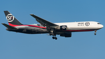A picture of B20A2 - Boeing 76736D(ER)(BCF) - SF Airlines - © HXD3D-0080
