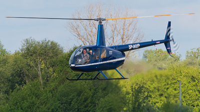 SP-WMP - Robinson R44 Raven II - Private