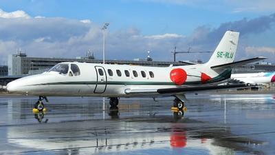 A picture of SERLU - Cessna 560 Citation Ultra -  - © Eugen P.