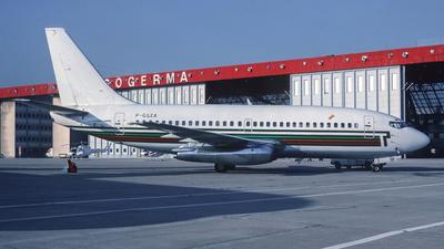 F-GGZA - Boeing 737-2K2C(Adv) - ICS - Inter Ciel Service