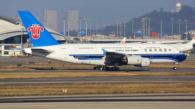 B-6139 - Airbus A380-841 - China Southern Airlines