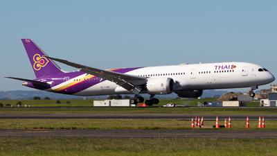 HS-TWB - Boeing 787-9 Dreamliner - Thai Airways International