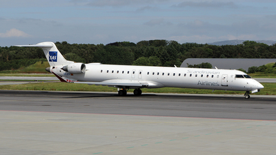 EC-JZV - Bombardier CRJ-900LR - Scandinavian Airlines (Air Nostrum)