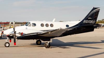 N810RD - Beechcraft C90A King Air - Private