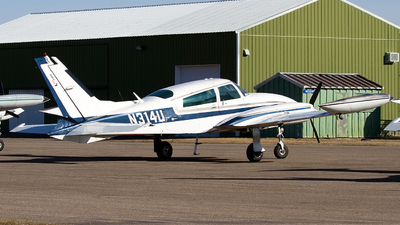 N314U - Cessna 310R - Private