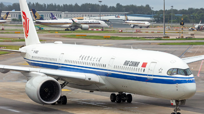 B-1082 - Airbus A350-941 - Air China