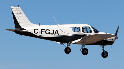 C-FGJA - Piper PA-28-140 Cherokee - Private