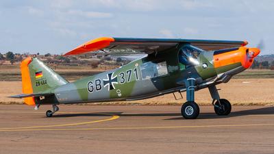ZS-LLU - Dornier Do-27A4 - Private