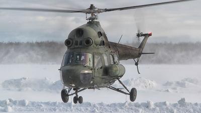 4708 - PZL-Swidnik Mi-2 Hoplite - Poland - Army