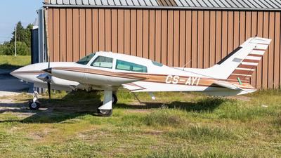 CS-AYI - Cessna 310R - Private