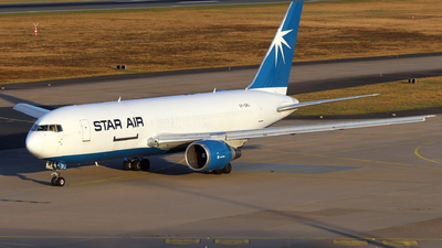 A picture of OYSRJ - Boeing 76725E(BDSF) - Star Air - © Marcel Schmidt