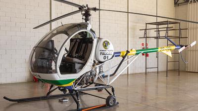 PR-HEL - Schweizer 269C-1 - Brazil - Military Police